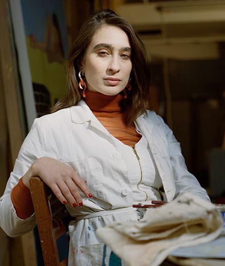 La créatrice de bijoux Annelise Michelson s'associe à sept femmes artistes