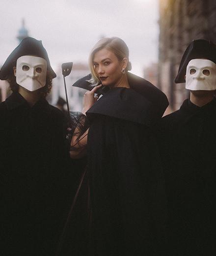 Les célébrités au Tiepolo Bal de Dior à la Biennale de Venise