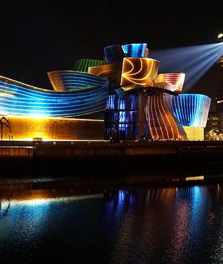 Le musée Guggenheim de Bilbao fête ses vingt ans