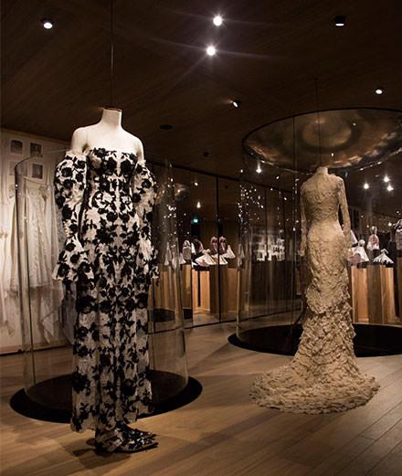 Le nouveau flagship Alexander McQueen à Londres dévoile le processus de création de ses collections