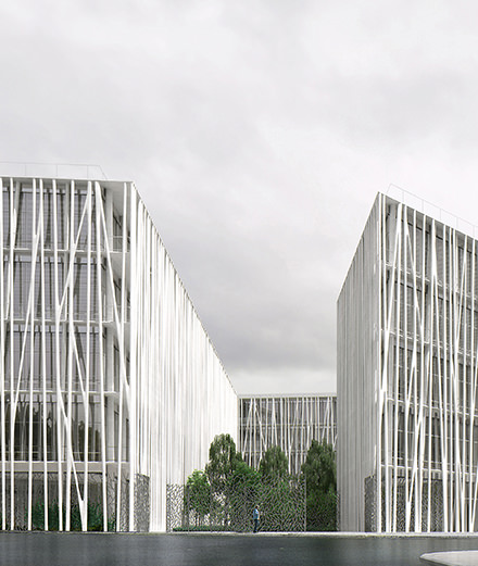 Les Métiers d'art de Chanel s'installent à Aubervilliers avec l'architecte Rudy Ricciotti