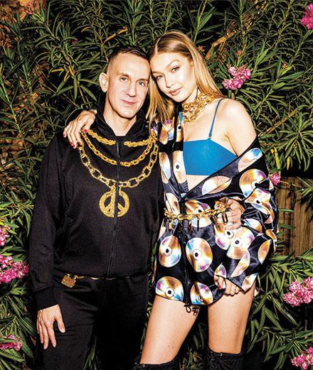 À Coachella, Jeremy Scott annonce sa collaboration avec H&M