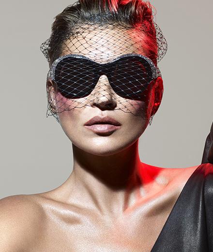 L'objet du jour : les lunettes Alain Mikli x Alexandre Vauthier