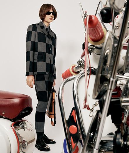 Qui collabore avec Virgil Abloh pour une collection Louis Vuitton?