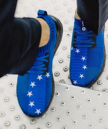 Études Studio revisite l'UltraBoost d'Adidas