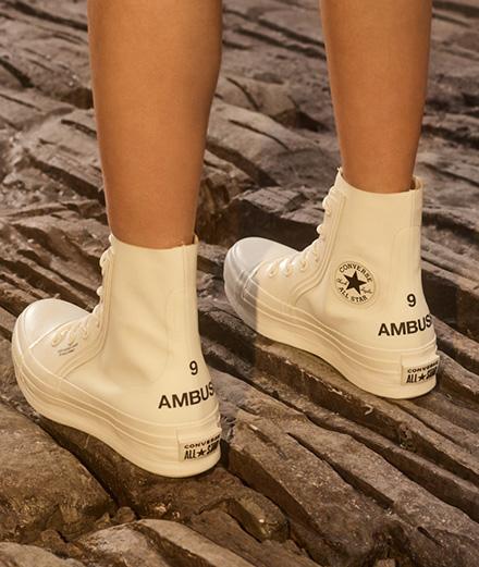 La Converse se fait remixer par Ambush