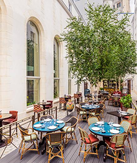 COYA, la plus belle terrasse de la Rive Gauche