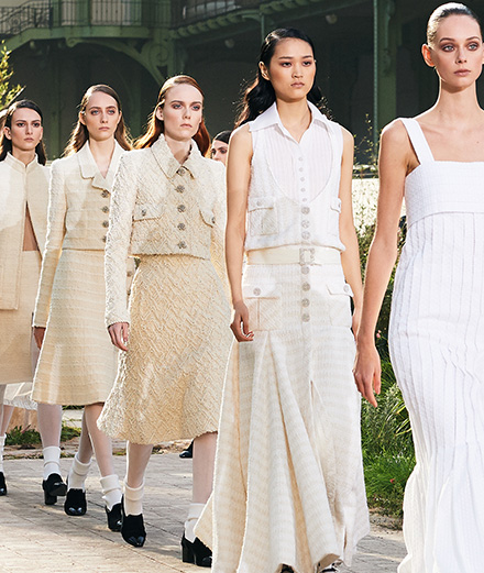 La jeunesse de Chanel évoquée dans la collection haute couture printemps-été 2020