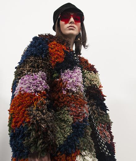 Backstage : le défilé Dior automne-hiver 2018-2019 vu par Mehdi Mendas