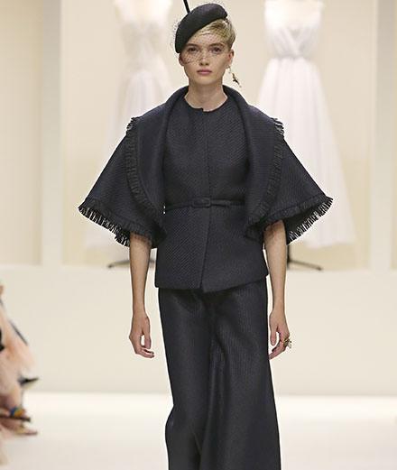 Le défilé Dior haute couture automne-hiver 2018-2019