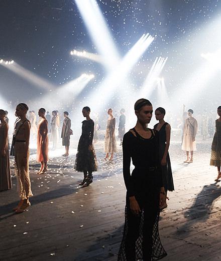 La danse inspire Maria Grazia Chiuri pour Dior printemps-été 2019