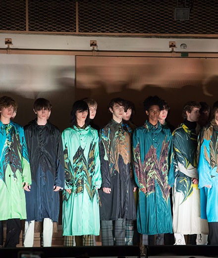 Dries Van Noten fall-winter 2018-2019 fashion show