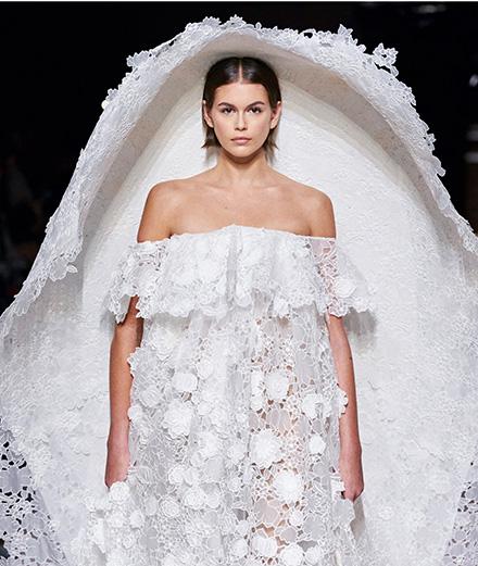 Le défilé Givenchy haute couture printemps-été 2020