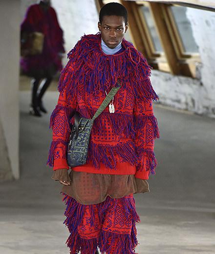 Sacaï men fall-winter 2018-2019 fashion show