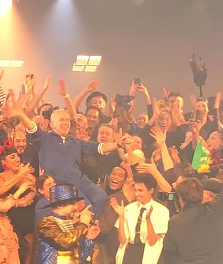 Jean Paul Gaultier : revivez son dernier show