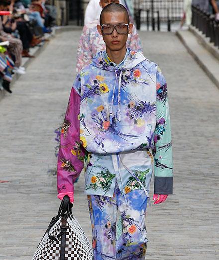 Le défilé Louis Vuitton homme printemps-été- 2020