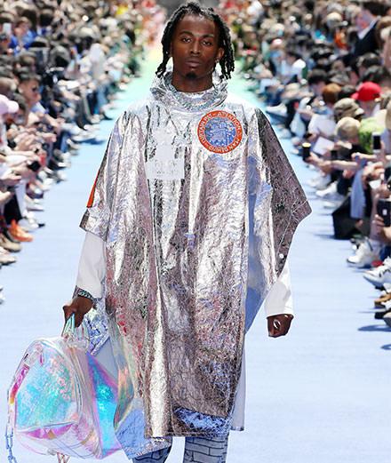 4 choses à retenir du premier défilé de Virgil Abloh pour Louis Vuitton homme