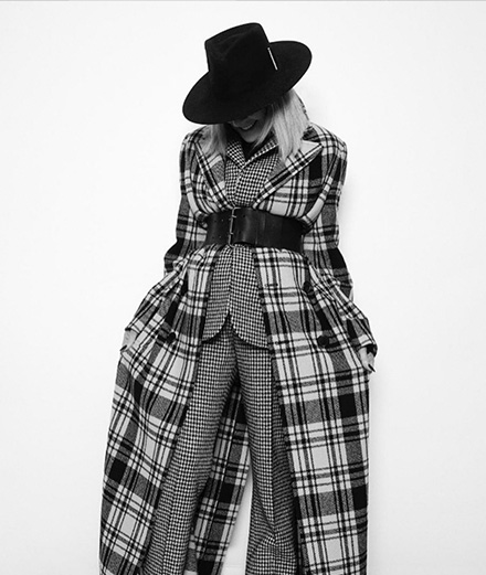 Diane Keaton, icône de mode sur Instagram