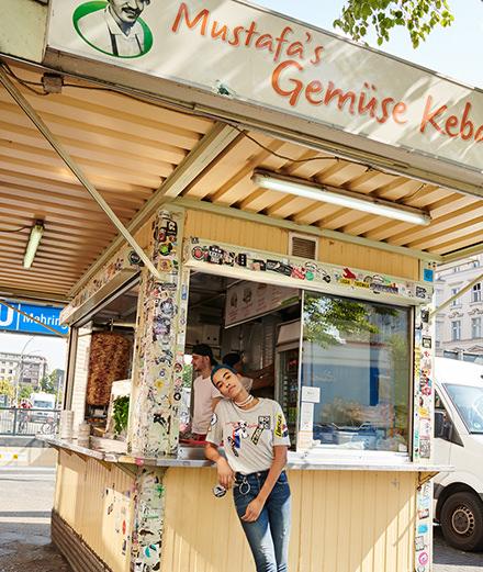 Diesel collabore avec le meilleur kebab de Berlin