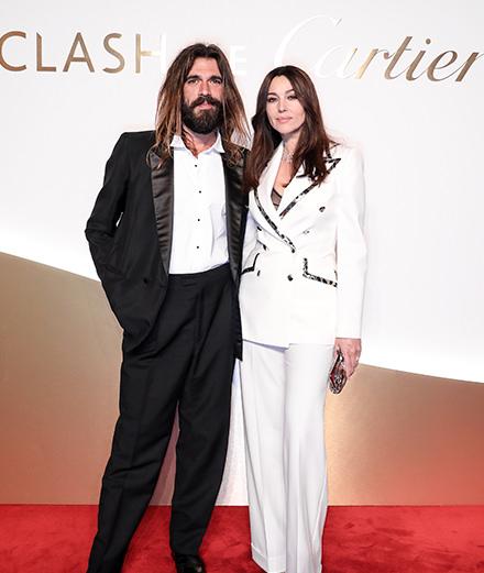 Quelles étaient les célébrités présentes à la soirée Clash de Cartier?
