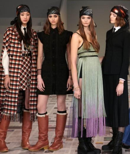 Comment la maison Dior va-t-elle présenter ses prochaines collections?