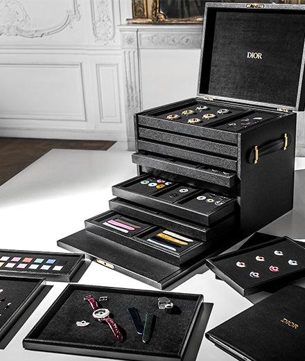 Dior repousse les limites de la personnalisation de ses montres Grand Bal