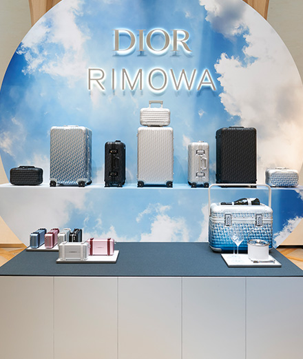 Dior x Rimowa : 3 choses à savoir sur la collaboration