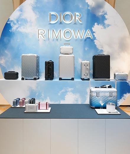 Dior x Rimowa : 3 choses à savoir sur la collaboration