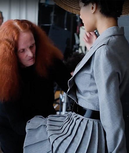 Vidéo : Paolo Roversi raconte son livre avec Dior