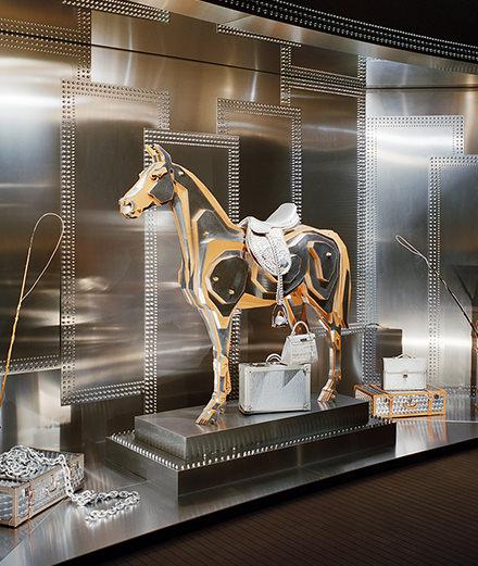 La magie d'Hermès sous la coupole du Grand Palais
