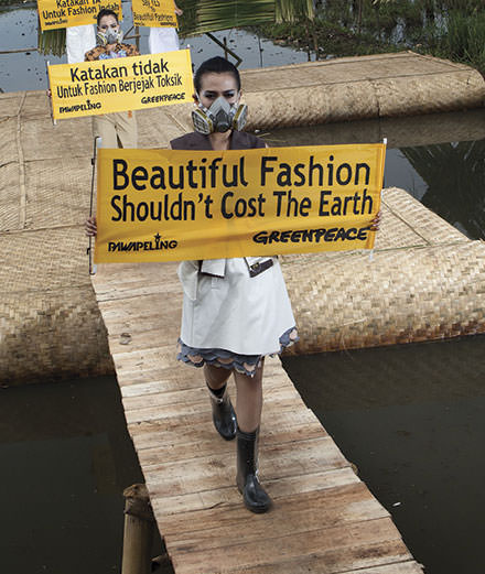 Mode, nature et développement durable mis à l'honneur au V&A Museum