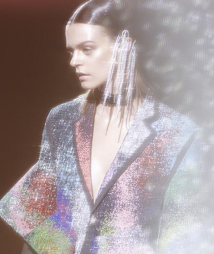 Germanier, le jeune label qui fait rimer mode durable et glamour