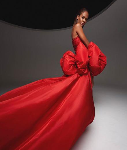 La collection Giambatista Valli haute couture automne-hiver 2020-2021