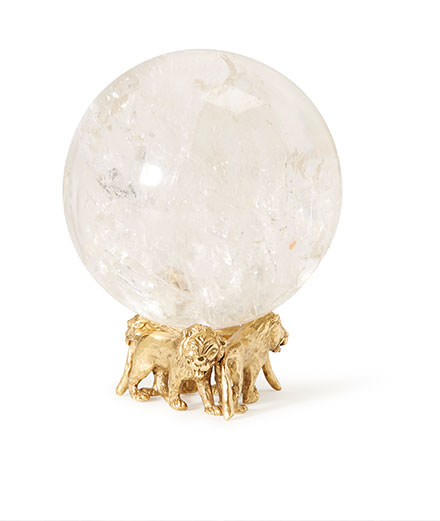 Objets du jour : les créations Goossens pour Gabrielle Chanel