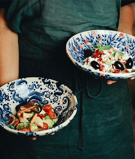 À découvrir : la véritable cuisine grecque au Grand Café d'Athènes