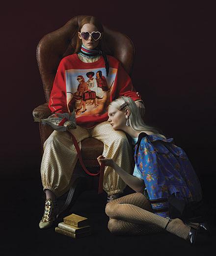 Les tee-shirts en édition limitée d'Ignasi Monreal pour Gucci