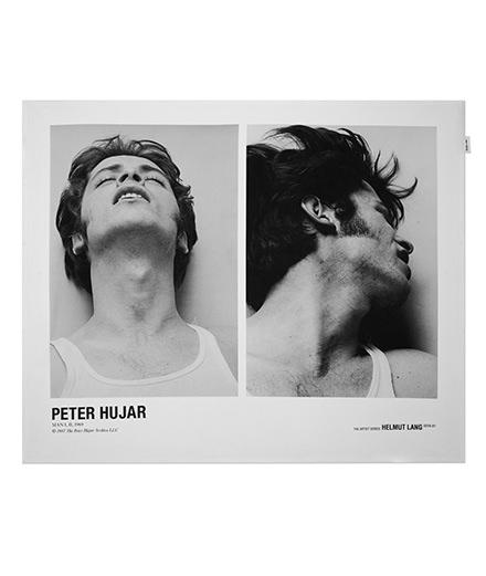 Helmut Lang célèbre le photographe underground Peter Hujar