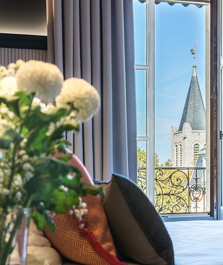 Genève: un week end reposant à l'Hôtel D Geneva