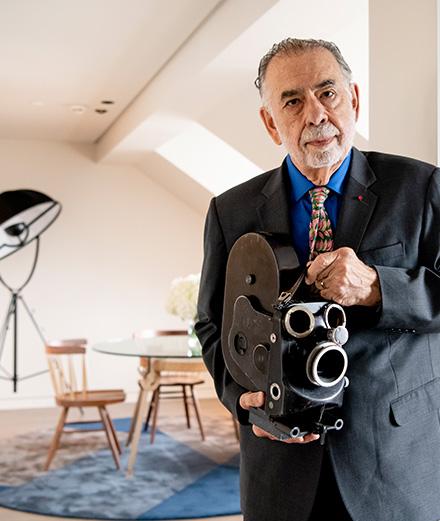 Découvrez la suite de Francis Ford Coppola au Lutetia