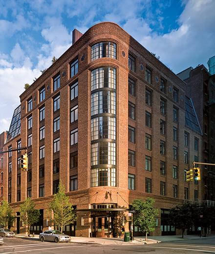 Le mystérieux hôtel de Robert de Niro à New York