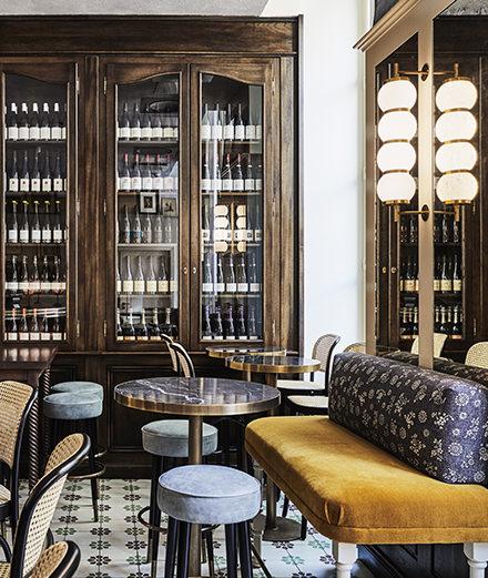 L'hôtel Hoxton inaugure sa cave à vins, Planche