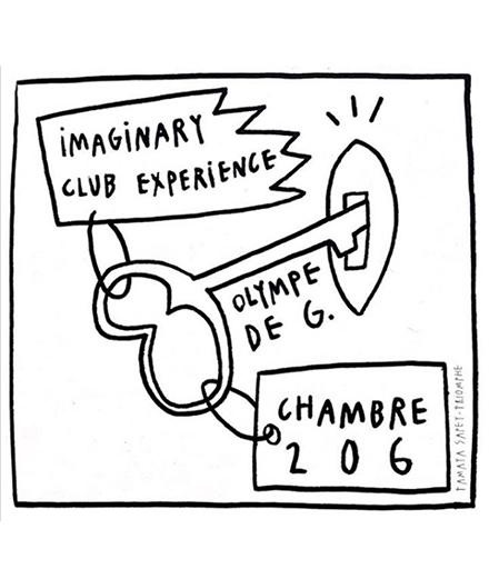 Avec l'Imaginary Club Experience,  le porno ne se regarde plus, il s'écoute