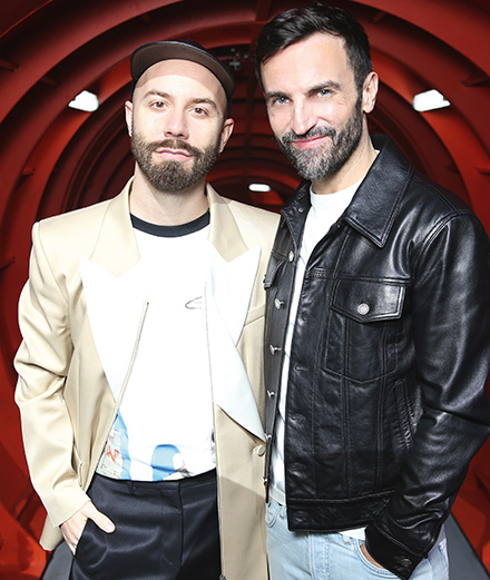 Nicolas Ghesquière et Woodkid se confient sur leur collaboration exceptionnelle