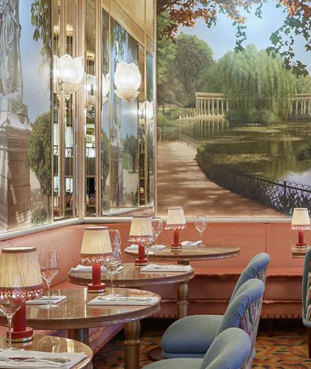 Les Jardins du Presbourg, le nouveau restaurant festif à essayer absolument