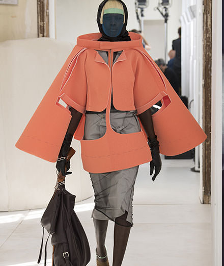"Margiela collection ""Artisanal"" Fall-Winter 2018-2019 fashion show"