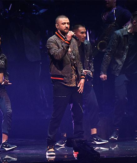 "Quelle créatrice habille Justin Timberlake sur sa tournée ""Man of The Woods""?"