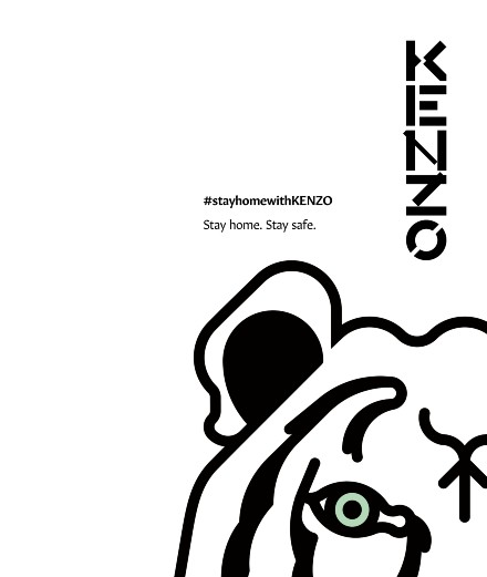 Workshops, playlists, live sets et talks… le programme de Kenzo pour s'occuper