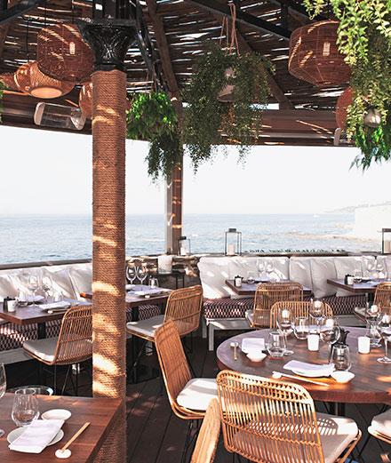 3 restaurants à découvrir absolument à Saint-Tropez