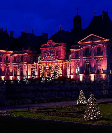 Pour Noël, La Réserve Paris propose une soirée inoubliable au château de Vaux-le-Vicomte