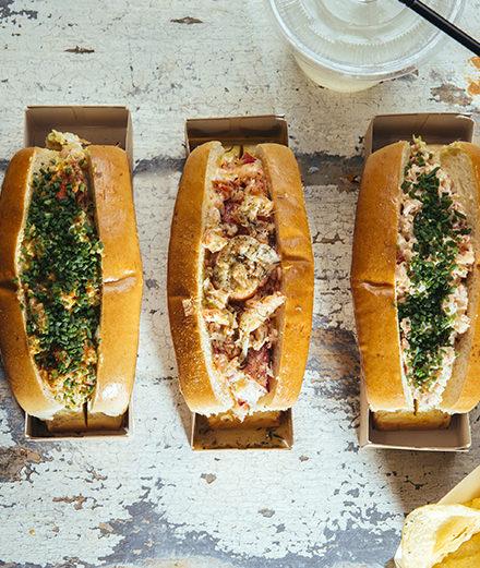 Où savourer les meilleurs lobster rolls de Paris?